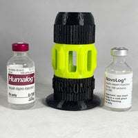 Insulin Vial Case 3-Piece - Three Pack