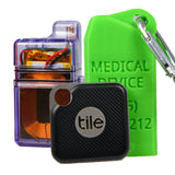 W2 Riley Link Case - Option for Slim, Tile Mate and Tile Pro Versions