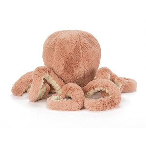 Odell Octopus Baby Soft Toy