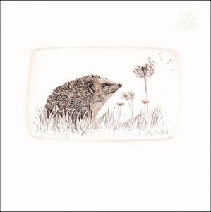National Trust Habitat 'Morning Guest' Card