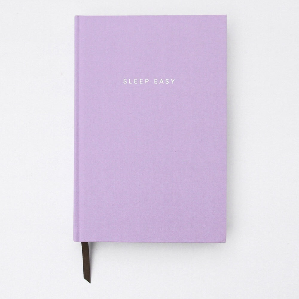 Sleep Easy - Lilac Sleep Journal