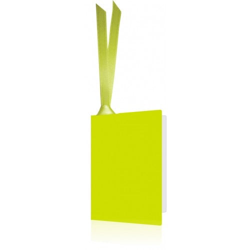 Gift Tag Essential Chartreuse