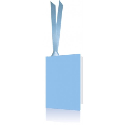 Gift Tag Essential Soft Blue