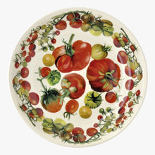 Load image into Gallery viewer, Vegetable Garden Tomatoes Medium Pasta Bowl