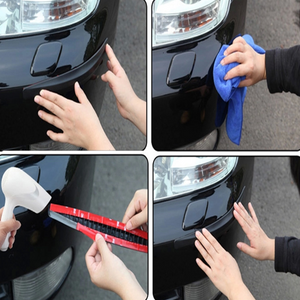 Car Protective Mini Bumper (2pcs)