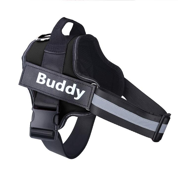 The Personal No Pull Dog Harness