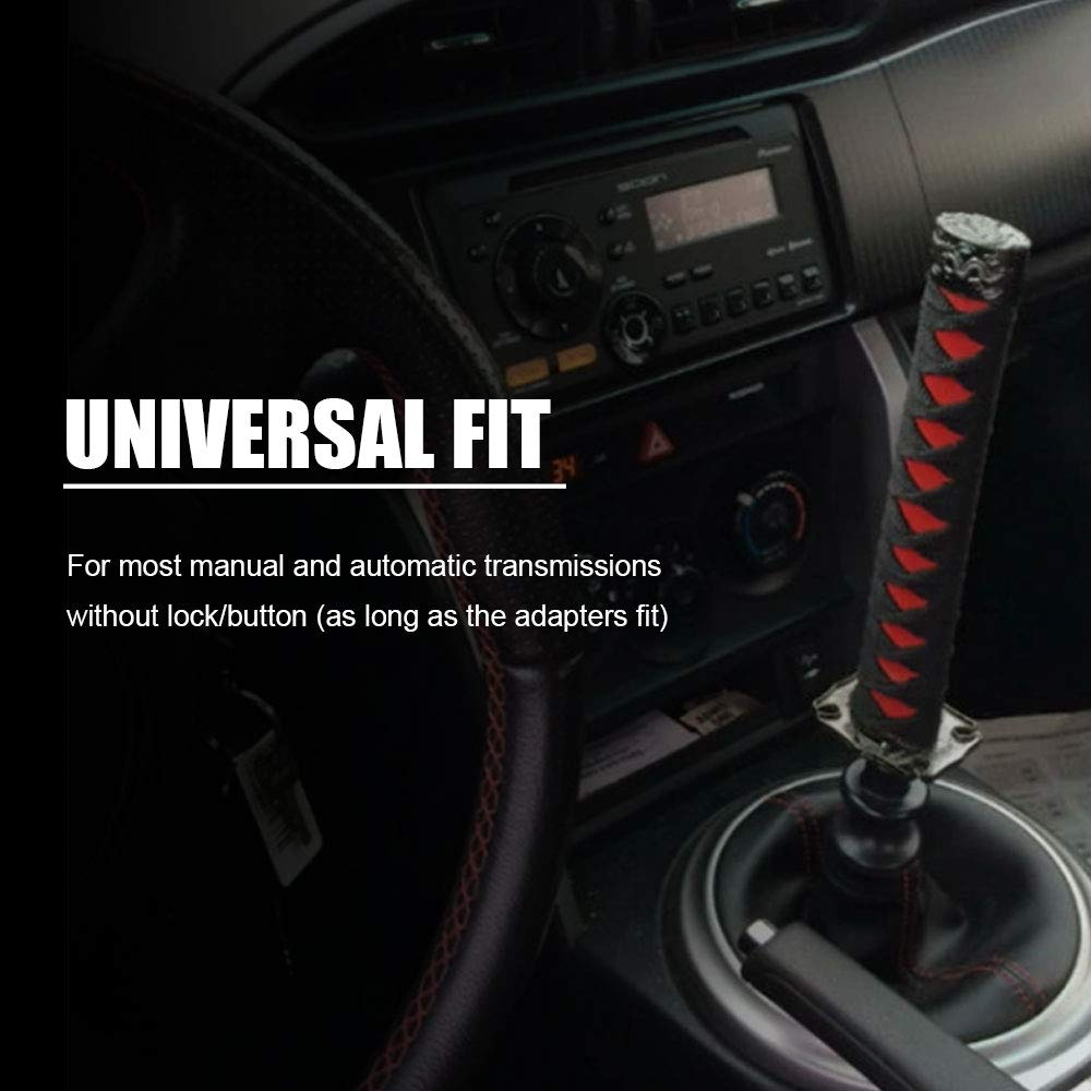 Samurai Sword Car Gear