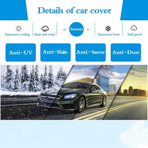 Magnetic Car Anti-snow Cover