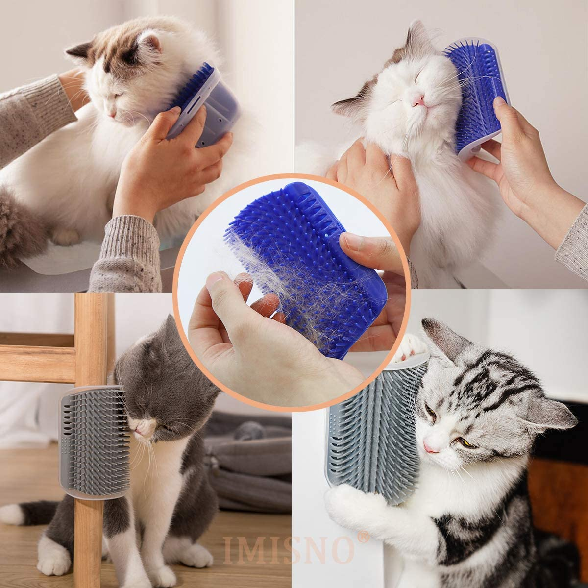 Cat Corner Self Groomer