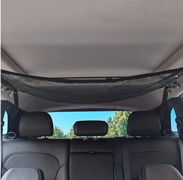 Car Mesh Roof Organizer
