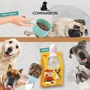 Pawparadize™ Pet Food Spoon
