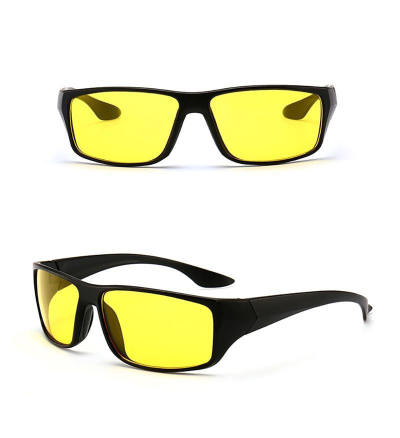 Anti-Fog Night Vision Glasses