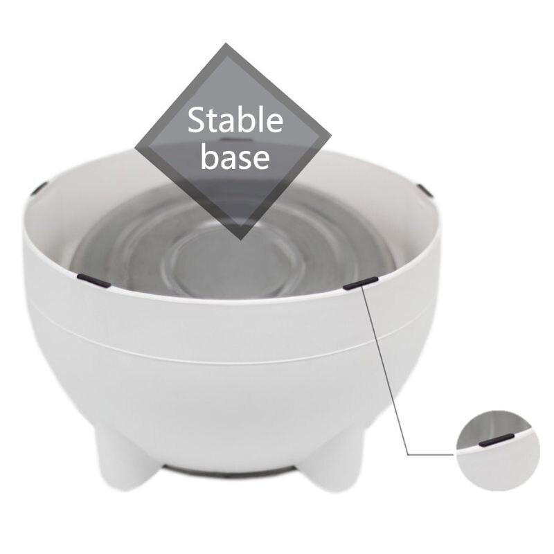 Anti-Vomit Orthopedic Stainless Bowl