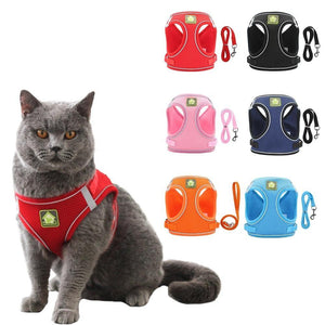 Pet Reflective Adjustable Vest
