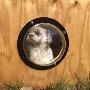 Pet Bubble Window