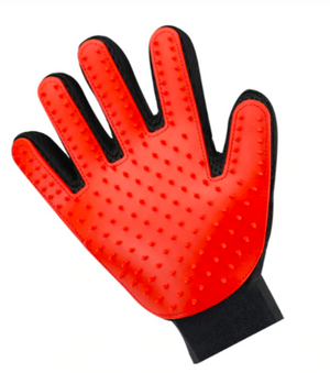 PawParadize™ Pet Massage Grooming Glove