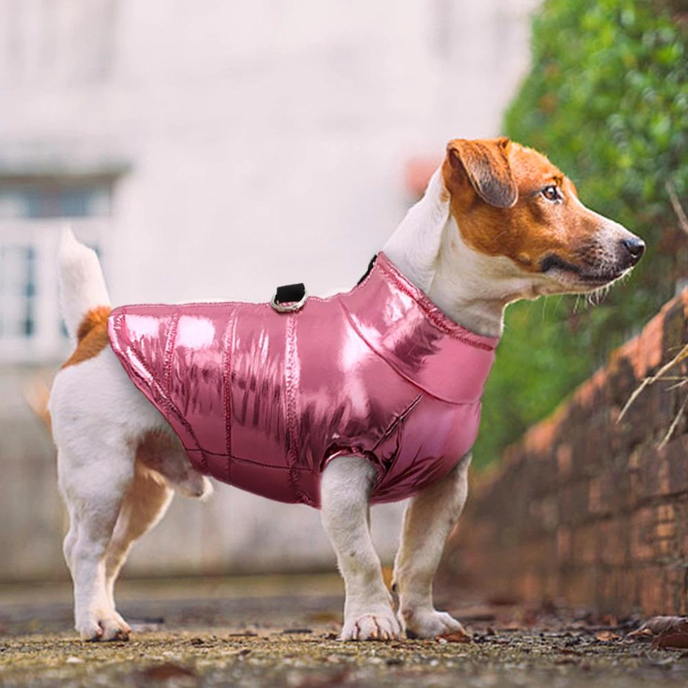 Waterproof Warm Dog Jacket