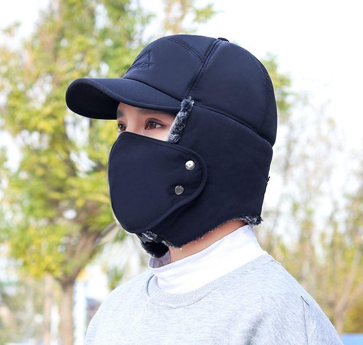 Bomber Thermal Hat