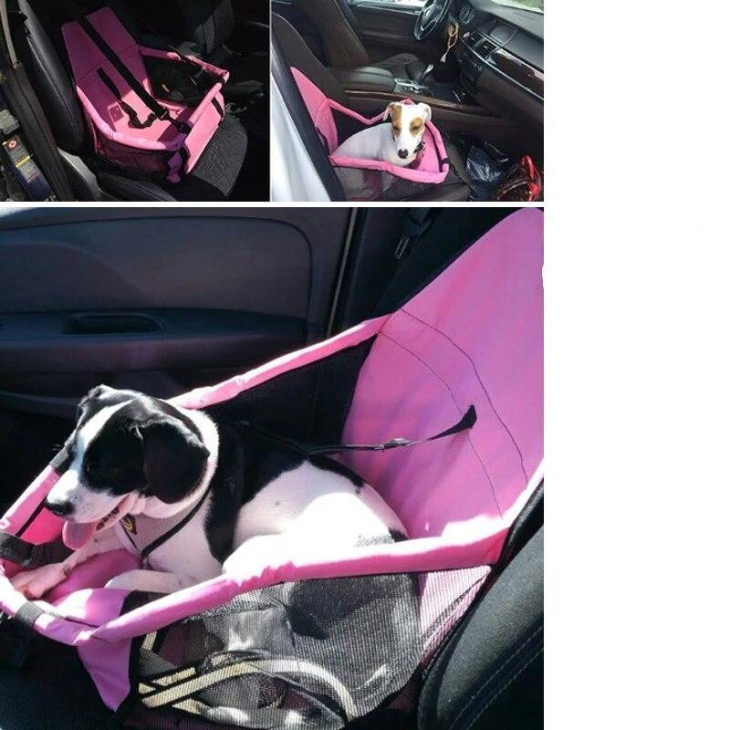 Car Backseat Pet Carrier