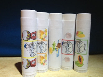 Lip Balm from Soaps N' Stilettos