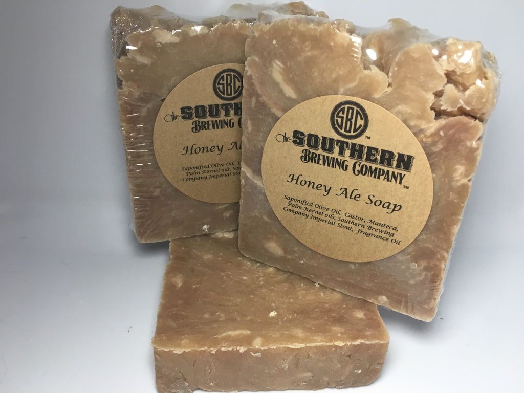 The Southern Brewing Company Honey Ale soap