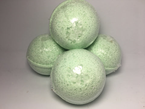 Bath Bomb Lime Margarita