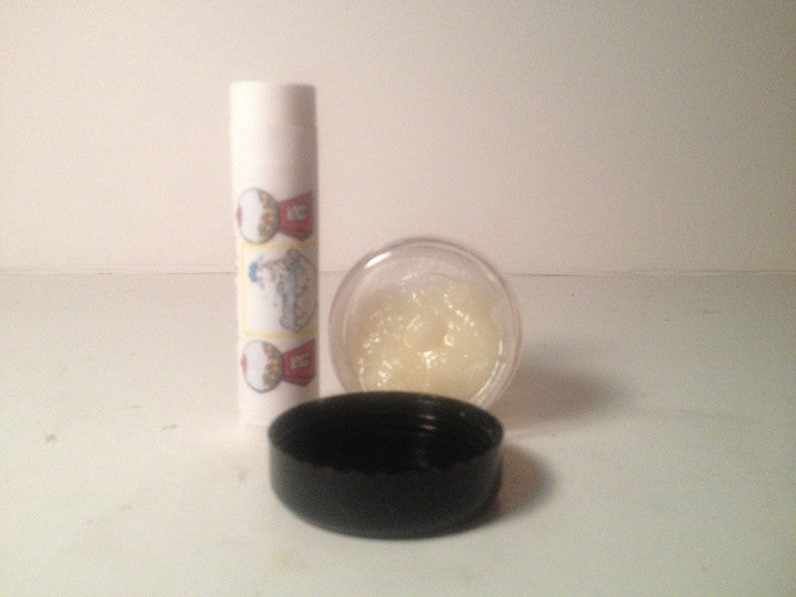 Lip Balm/Scrub Gift Set