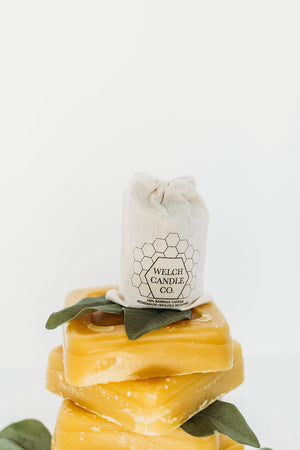 Beeswax Candle - 9 oz