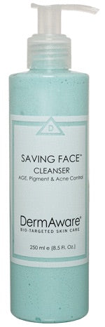 Saving Face Cleanser