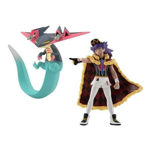 [PRE-ORDER]: POKEMON SCALE WORLD GALAR LEON & DRAGAPULT