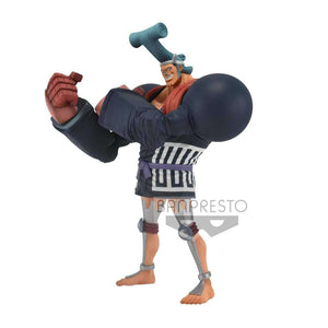 [PRE-ORDER]: BANPRESTO ONE PIECE DXF~THE GRANDLINE MEN~WANOKUNI VOL.8(A:FRANKY)