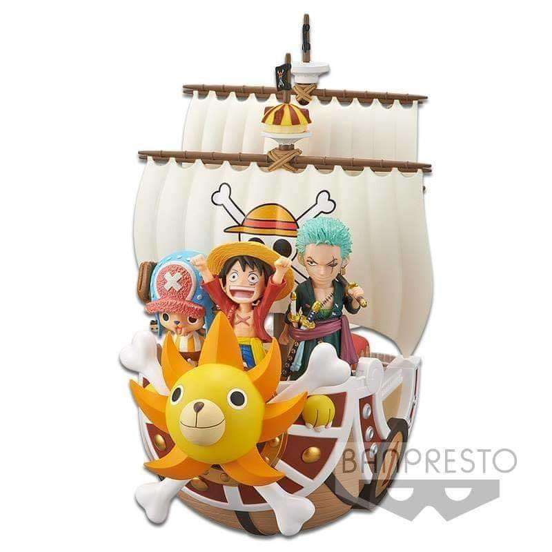 [PRE-ORDER]: BANPRESTO ONE PIECE MEGA WORLD COLLECTABLE FIGURE SPECIAL!! - THOUSAND SUNNY -
