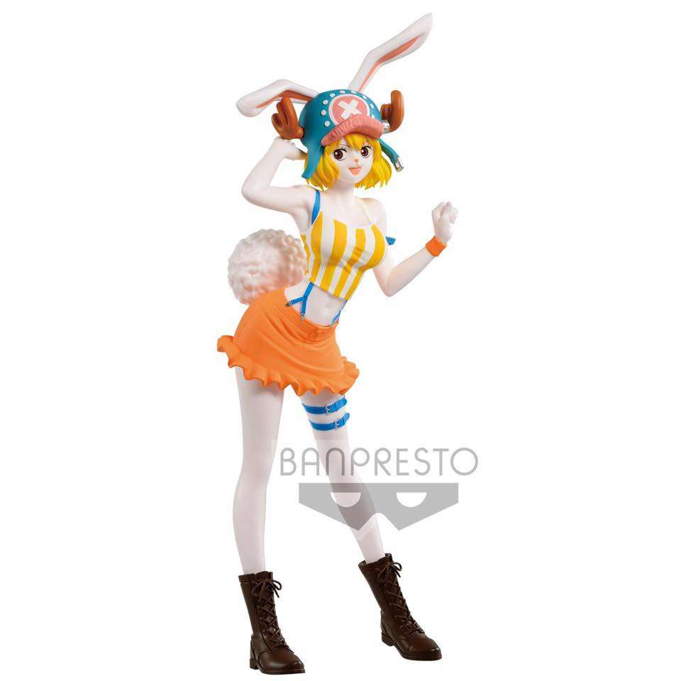 [PRE-ORDER]: BANPRESTO ONE PIECE SWEET STYLE PIRATES-CARROT-(VER.A)