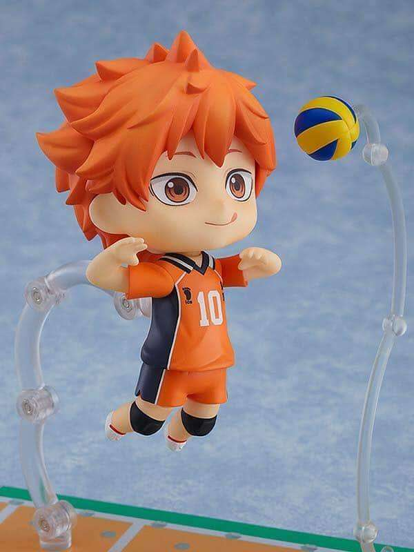 [PRE-ORDER]: Good Smile Nendoroid Haikyuu Shoyo Hinata The New Karasuno Ver.