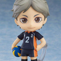 PRE-ORDER Good Smile Nendoroid Koshi Sugawara (Re-run) Haikyu Karasuno High School VS Shiratorizawa Academy