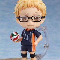 [PRE-ORDER]: GSC ORANGE ROUGE Nendoroid Kei Tsukishima (re-run) Haikyu Second Season