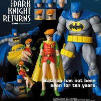[PRE-ORDER]:  MAFEX BATMAN BLUE Ver. & ROBIN (The Dark Knight Returns)