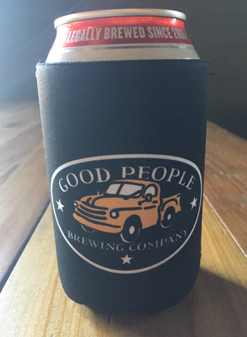 Good People's 10 Year Anniversary Koozie
