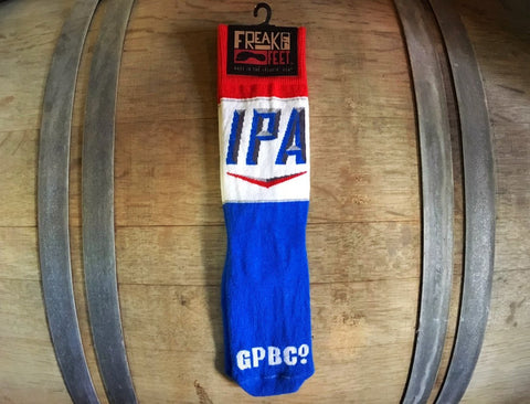Good People Brewing Co. Freaker Feet Socks