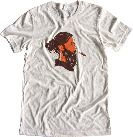 Bearded Lady T-shirt