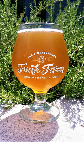 Funk Farm Tulip Glass