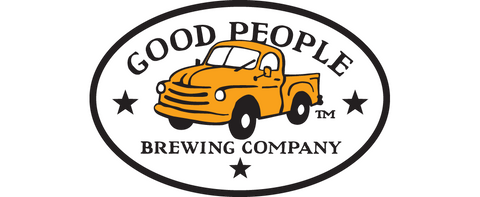 Good People Oval Sticker