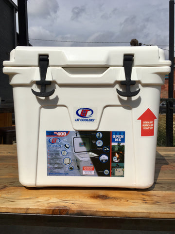 32 quart LIT cooler