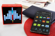 Divoom Aurabox Bluetooth Smart LED Speaker with APP Control for Pixel Art Creation