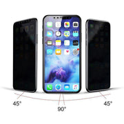 Privacy Screen Protector Tempered Glass Film For iPhone