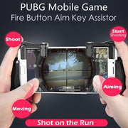 Trigger Fire Button Aim Key for Shooting Games