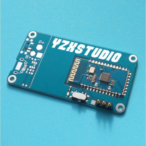 Bluetooth Back Cover for YZXStudio ZY1276