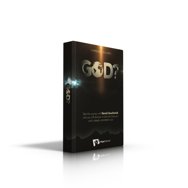 GOD? - The Complete Series