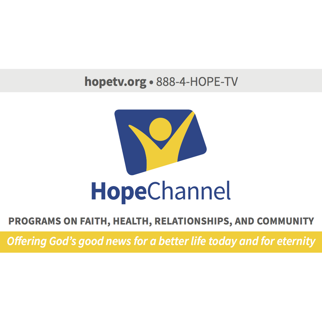 Hope Channel Leave-behind Cards