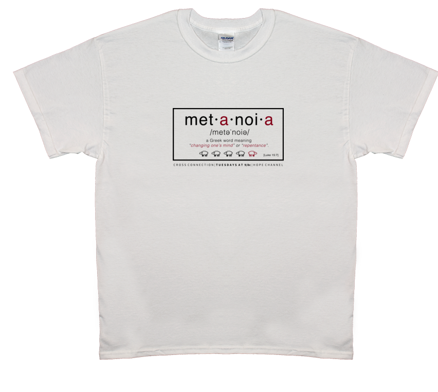 Metanoia Shirt